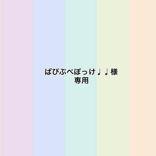 ディズニー(Disney)のぱぴぷぺぽっけ♩♩様 専用⋆*(ヘアゴム/シュシュ)