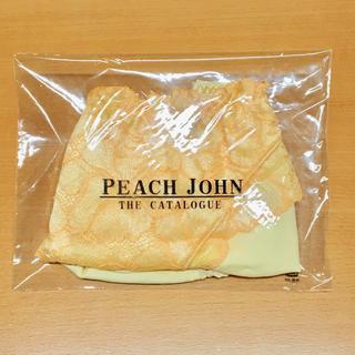 ピーチジョン(PEACH JOHN)の新品未使用 ピーチジョン PEACH JHON ショーツ Mサイズ イエロー(ショーツ)