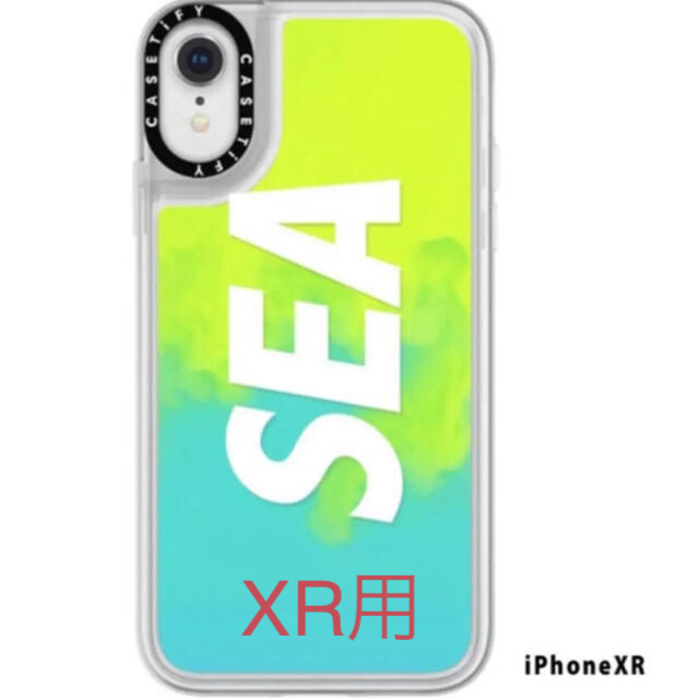 iphone8 カバー ysl | iPhone - 〈新品未使用〉wind and sea iPhoneケース XR用の通販 by ぜひプロフィールをご確認ください|アイフォーンならラクマ