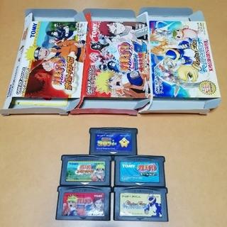 ゲームボーイアドバンス(ゲームボーイアドバンス)のGBAソフト 5本セット売り(携帯用ゲームソフト)
