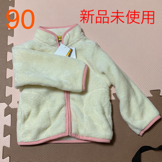 シマムラ(しまむら)のフリースジャケット(ジャケット/上着)