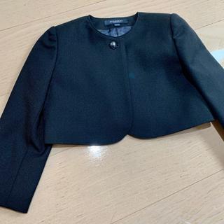 バーバリー(BURBERRY)のバーバリーワンピース&ジャケットアンサンブルお受験入園式(ドレス/フォーマル)