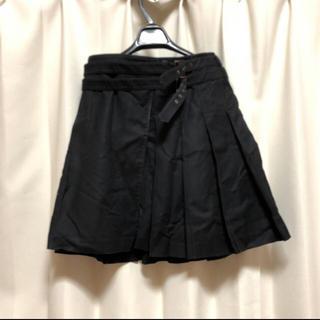 バーバリー(BURBERRY)のバーバリーロンドン スカート プリーツ(ひざ丈スカート)
