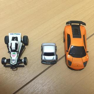 プルバックカー コレクション(ミニカー)