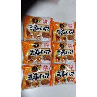 オーマイ たこ焼粉 200g×6個(インスタント食品)