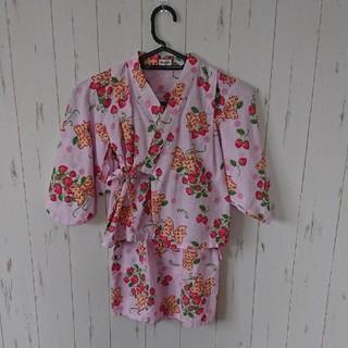 コンビミニ(Combi mini)のコンビミニ 浴衣 100㎝(甚平/浴衣)