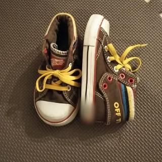オフザウォール(off the wall)のoff the wall 靴 size15(スニーカー)