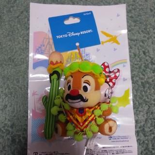 ディズニー(Disney)のデール ぬいぐるみストラップ タコス ディズニー(キャラクターグッズ)