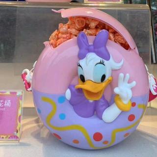 ディズニー(Disney)のポップコーンバケット ショルダーバッグ デイジー 上海ディズニー 香港 鞄 (その他)