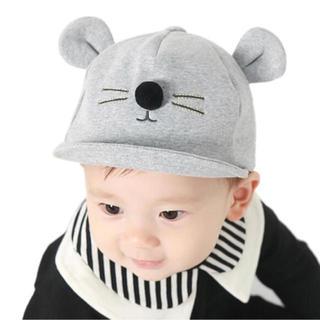 ベビー キッズ 帽子 防寒 ニット帽(帽子)