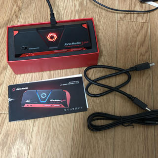 AVerMedia Live Gamer Portable 2 Plus(PC周辺機器)