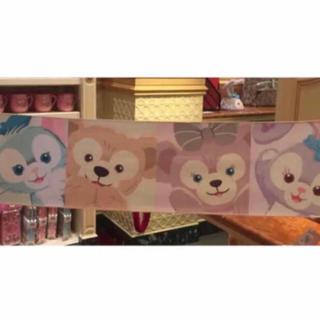 ディズニー(Disney)の特価!!香港 ディズニー クール タオル ダッフィー シェリーメイ(タオル)