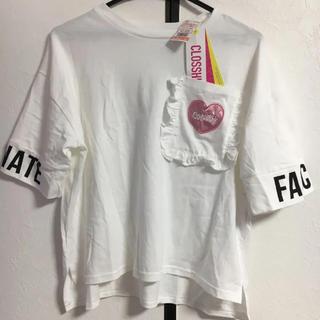 シマムラ(しまむら)のしまむら トップス(Tシャツ(半袖/袖なし))