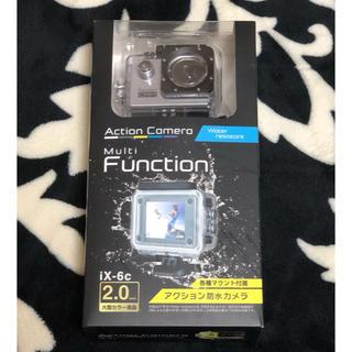 アクション防水カメラ(コンパクトデジタルカメラ)