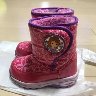 ディズニー(Disney)のソフィア防水ブーツ(長靴/レインシューズ)