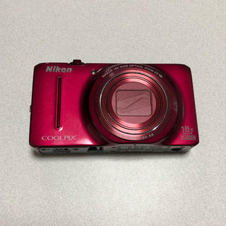 ニコン(Nikon)の《美品》coolpix s9300 GPS付き(コンパクトデジタルカメラ)