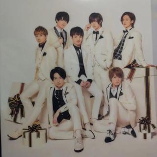ジャニーズジュニア(ジャニーズJr.)のTravis Japan クリアファイル(アイドルグッズ)