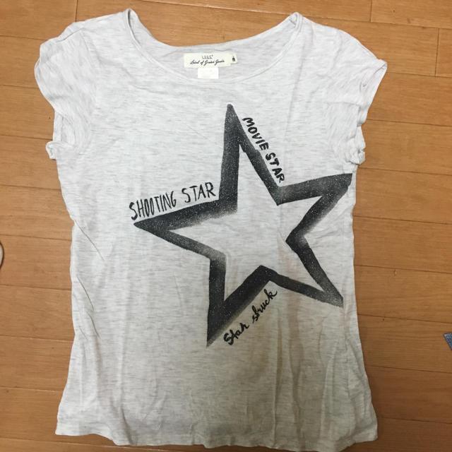 H&M(エイチアンドエム)のH&M半袖T♡ キッズ/ベビー/マタニティのキッズ服 女の子用(90cm~)(Tシャツ/カットソー)の商品写真