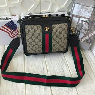 Gucci - gucci 美品 ショルダーバッグ