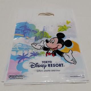 ディズニー(Disney)のディズニー☆袋☆10枚(ショップ袋)