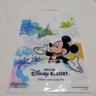 ディズニー(Disney)のディズニー☆袋☆3枚(ショップ袋)