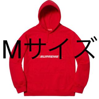 シュプリーム(Supreme)のMサイズ Supreme Zip Pouch Hooded Sweatshirt(パーカー)