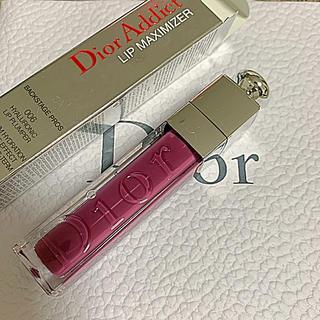 ディオール(Dior)のDior ディオール アディクトリップマキシマイザー 新品 ベリー(リップグロス)