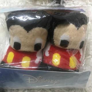 ディズニー(Disney)の赤ちゃん用ソックス (靴下/タイツ)