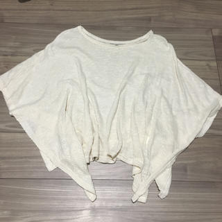 ザラ(ZARA)のZARAデザイン薄手ニット(ニット/セーター)