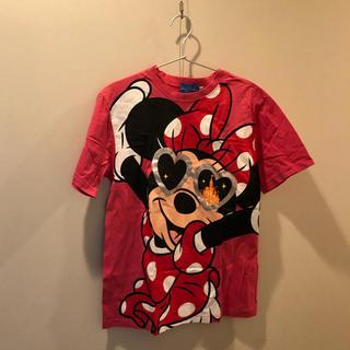 ディズニー(Disney)のミニーちゃんTシャツ(Tシャツ(半袖/袖なし))