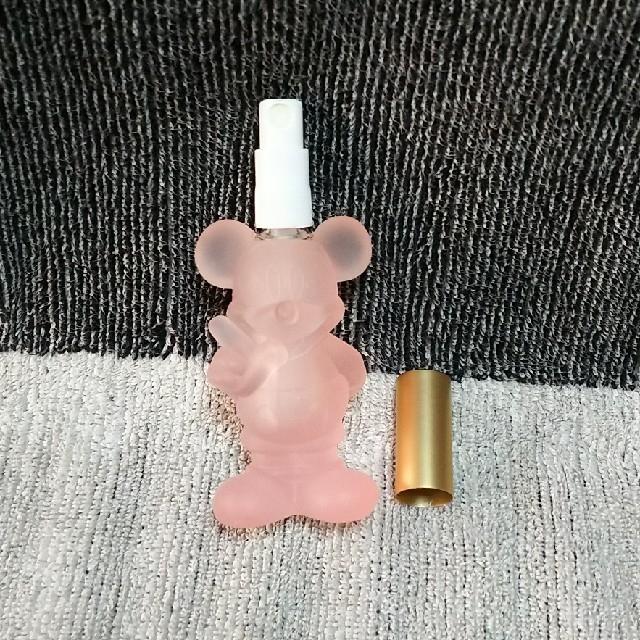 Disney(ディズニー)のミッキーマウス アトマイザー(ピンク) コスメ/美容のコスメ/美容 その他(その他)の商品写真