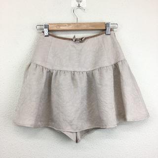 ロディスポット(LODISPOTTO)の美品 LODISPOTTO ロディスポット レディースファッション スカート(ミニスカート)