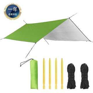 天幕シェード 防水タープ UVカット ヘキサゴンタープ キャンプ用品 収納袋付き(テント/タープ)