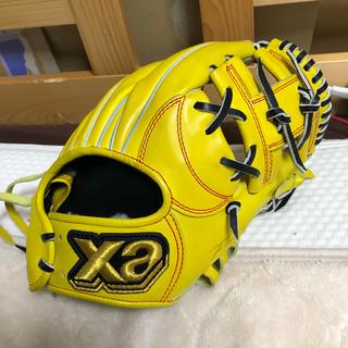 ザナックス(Xanax)のザナックス トラストエックス  硬式 内野手用グローブ(グローブ)