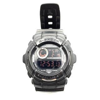 CASIO - casio カシオ 腕時計 G-2000 黒 動確済 デジタル