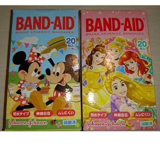 ディズニー(Disney)の【Disney】BAND-AID(日用品/生活雑貨)