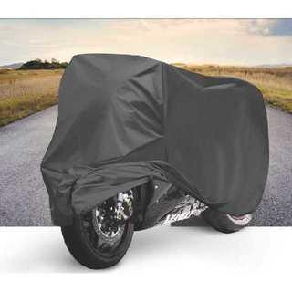 バイクカバー  収納ポーチ付き XXLサイズ 防水耐熱仕様(装備/装具)