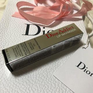 ディオール(Dior)のディオール アディクトリップマキシマイザー012 おまけつき(リップグロス)