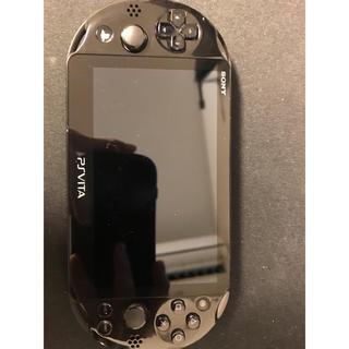 プレイステーションヴィータ(PlayStation Vita)のPlayStationVita(携帯用ゲーム本体)