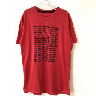 アディダス(adidas)のadidas アディダス Tシャツ L size パフォーマンスロゴ(Tシャツ/カットソー(半袖/袖なし))