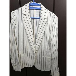 ジーユー(GU)のジャケット M(テーラードジャケット)