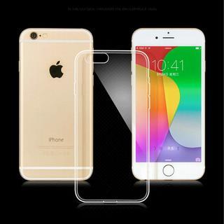クリア ソフト TPU iPhoneケース //AM3(iPhoneケース)