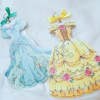 Disney - プリンセス メモ ( Ü )アリエル&ベル
