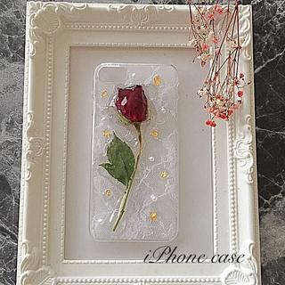 #10 iPhone case Queen-a(iPhoneケース)