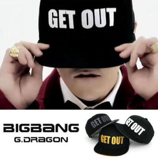 ビッグバン(BIGBANG)のフクちゃん様 専用 ❤︎(キャップ)