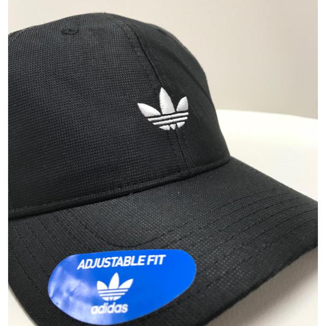 adidas(アディダス)の【新品レア】adidas トレフォイル キャップ  UNISEX フリー メンズの帽子(キャップ)の商品写真