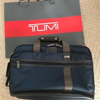 新品未使用のTUMIのビジネスバック