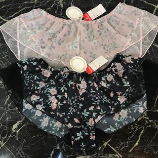 アモスタイル(AMO'S STYLE)のアモスタイル dress フレアショーツ L 2枚セット ※AMSTDR036 (ショーツ)