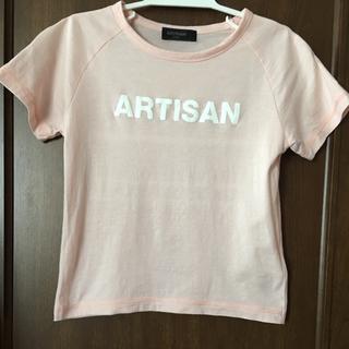 アルティザン(ARTISAN)のused ARTISAN  Tシャツ110(Tシャツ/カットソー)