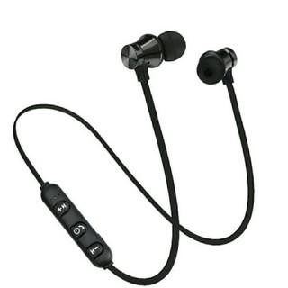 Bluetooth ワイヤレスマグネットイヤホン (ヘッドフォン/イヤフォン)
